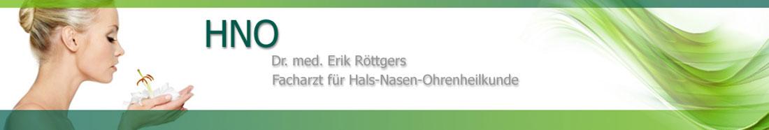 HNO Ravensburg: Dr. med. Erik Röttgers